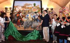 Sorolla y Montehermoso dejan huella en el Martes Mayor placentino