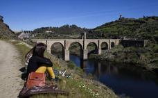 El PP denuncia que la Junta dé carpetazo al nuevo puente de Alcántara