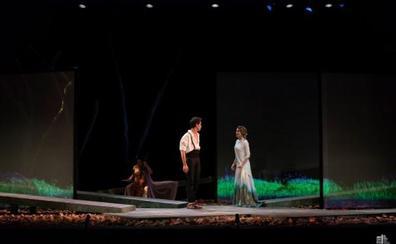 'Eco y Narciso', una historia de amor imposible en Alcántara
