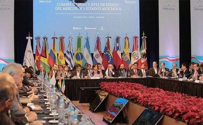 Mercosur suspende a Venezuela indefinidamente