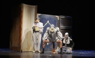 'El hermano de Sancho', esta noche en el Festival de Teatro de Alcántara