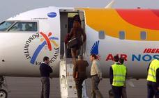 Un avión de la ruta Palma-Badajoz sufre un problema y no llega a la región