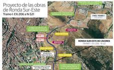 La Junta licita la asistencia técnica de la Ronda Sur Este por importe de 850.000 euros