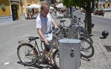 El servicio de bicicletas cuenta con casi 750 usuarios en lo que va de año