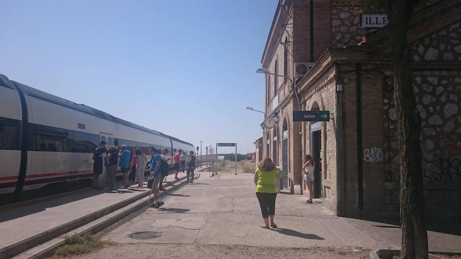Cuarto tren averiado en cuatro días
