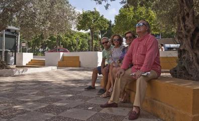 Un pie en Extremadura y el otro en Cádiz