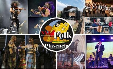 El festival folk plasencia y la fiesta de la tenca, guindas para el último finde de agosto