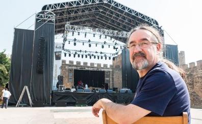 Bieito Romero: «El público de Plasencia está ya muy bien educado en el folk»