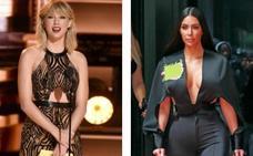 Así humilla Taylor Swift a Kim Kardashian