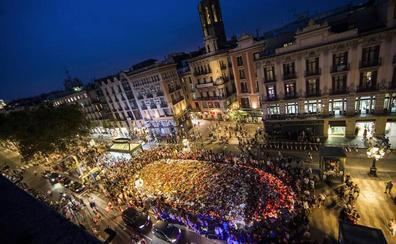 'No tengo miedo', el grito masivo de Barcelona
