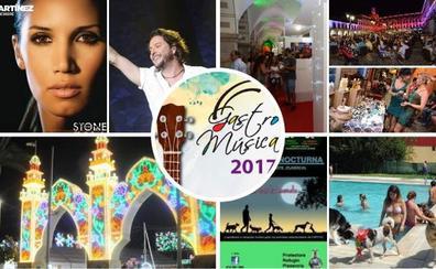 La Feria de Mérida anima el primer finde de septiembre