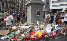 Sólo queda por repatriar uno de los fallecidos en los atentados de Cataluña