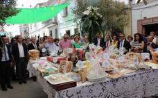 Empiezan las fiestas del Ramo en Casar de Cáceres