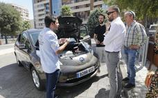 Los taxis de Cáceres quieren ser pioneros en movilidad eléctrica