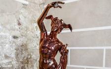 El Museo de la Ciudad exhibe la escultura original del Giraldillo