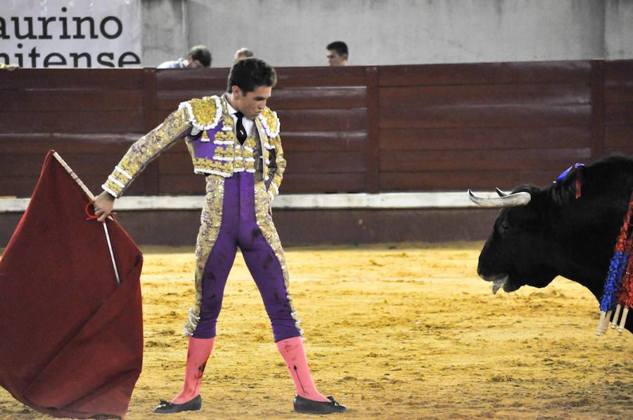 Ponce, Roca Rey y Ginés Marín abrieron la Feria Taurina de Don Benito