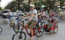 La Fiesta de la Bicicleta de Cáceres cambia su recorrido