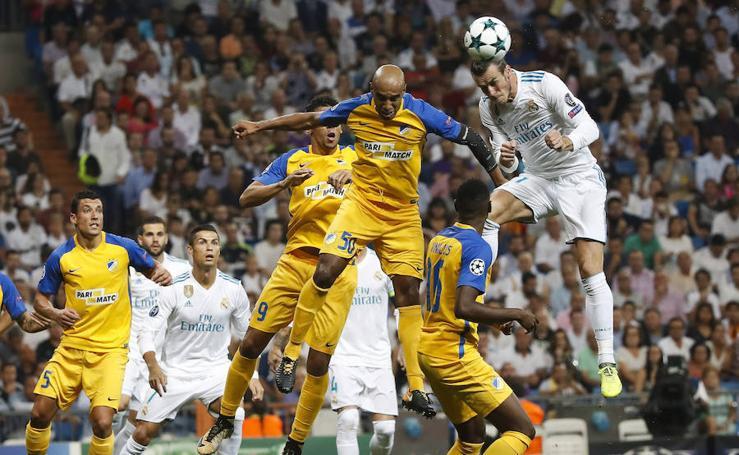 Real Madrid-Apoel