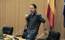 Iglesias carga contra el Rey por Cataluña