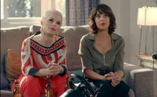 Cameo de la extremeña Soraya en la serie 'Ella es tu padre'