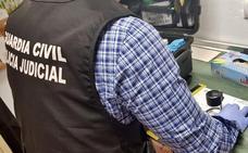 Cuatro detenidos por robos en establecimientos hosteleros de la Campiña Sur