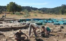 Viaje arqueológico al yacimiento almorávide de Romangordo