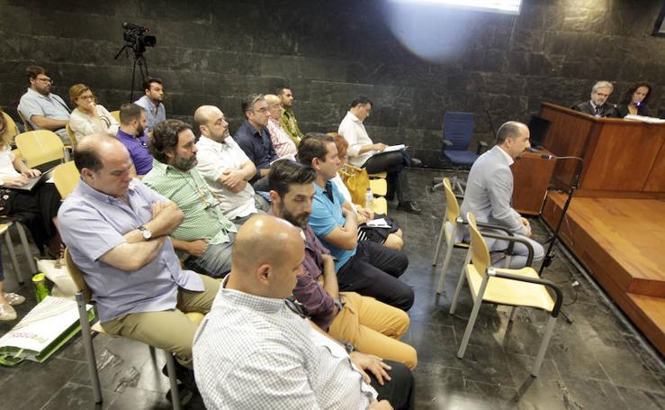Segunda jornada del juicio del ruido en Cáceres