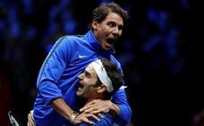 Federer amarra el título europeo