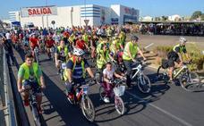 El Día de la Bicicleta se consolida como el evento deportivo más familiar