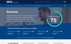 BBVA ya es la primera entidad que ofrece un análisis de salud financiera a sus clientes