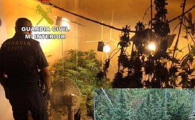 Tres detenidos por tráfico de drogas en Aldeanueva del Camino