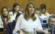 El PSOE andaluz respalda una iniciativa de C's en apoyo al Gobierno