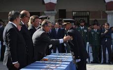 La Policía Nacional celebra su día en Badajoz con todos los honores
