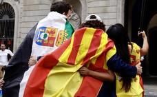 El conflicto catalán llega hasta Extremadura
