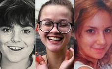 Famosas que enseñan sus fotos de pubertad por una buena causa