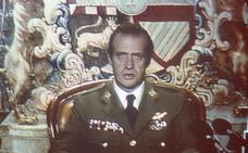 El segundo mensaje en defensa de la unidad de España en democracia
