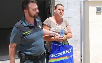 La presunta homicida de Madrigalejo puede ser condenada a más de 10 años