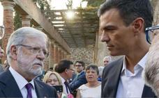 Ibarra: «Si alguien quiere ser tratado como hombre de Estado, que se comporte como hombre de Estado»