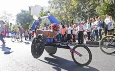 Varios atletas paralímpicos de Barcelona 92 participarán en una carrera popular en Cáceres