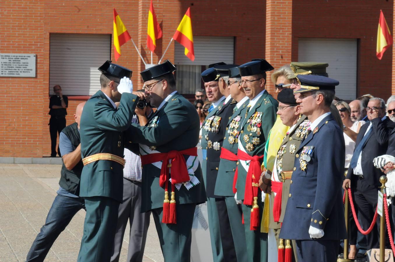 La Guardia Civil celebra el Día de su Patrona en Mérida