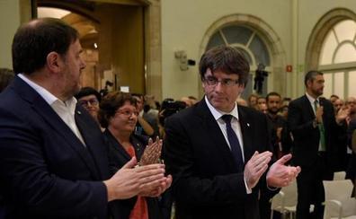 Puigdemont tiene la palabra