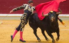 El diestro extremeño José Garrido recibe el alta médica