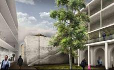 El Ayuntamiento de Badajoz envía a Patrimonio el proyecto del Hospital Provincial