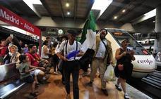 'Milana Bonita' cambia de opinión y acudirá a la protesta por el tren del 18-N