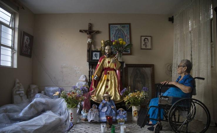 Restauración de iglesias en México trata de devolver 'identidad' tras los sismos