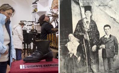Puebla de Alcocer rinde homenaje al 'Gigante extremeño'