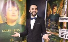 'El Mundo Entero' de Quintanilla, preseleccionado para los Goya