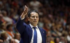 Pedro Martínez, nuevo técnico del Baskonia