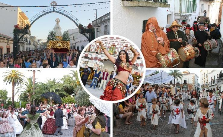 La Velá, La Ruta del Romanticismo, El Festival Templario, el Carnaval Hurdano y Almossassa, Fiestas de Interés Turístico