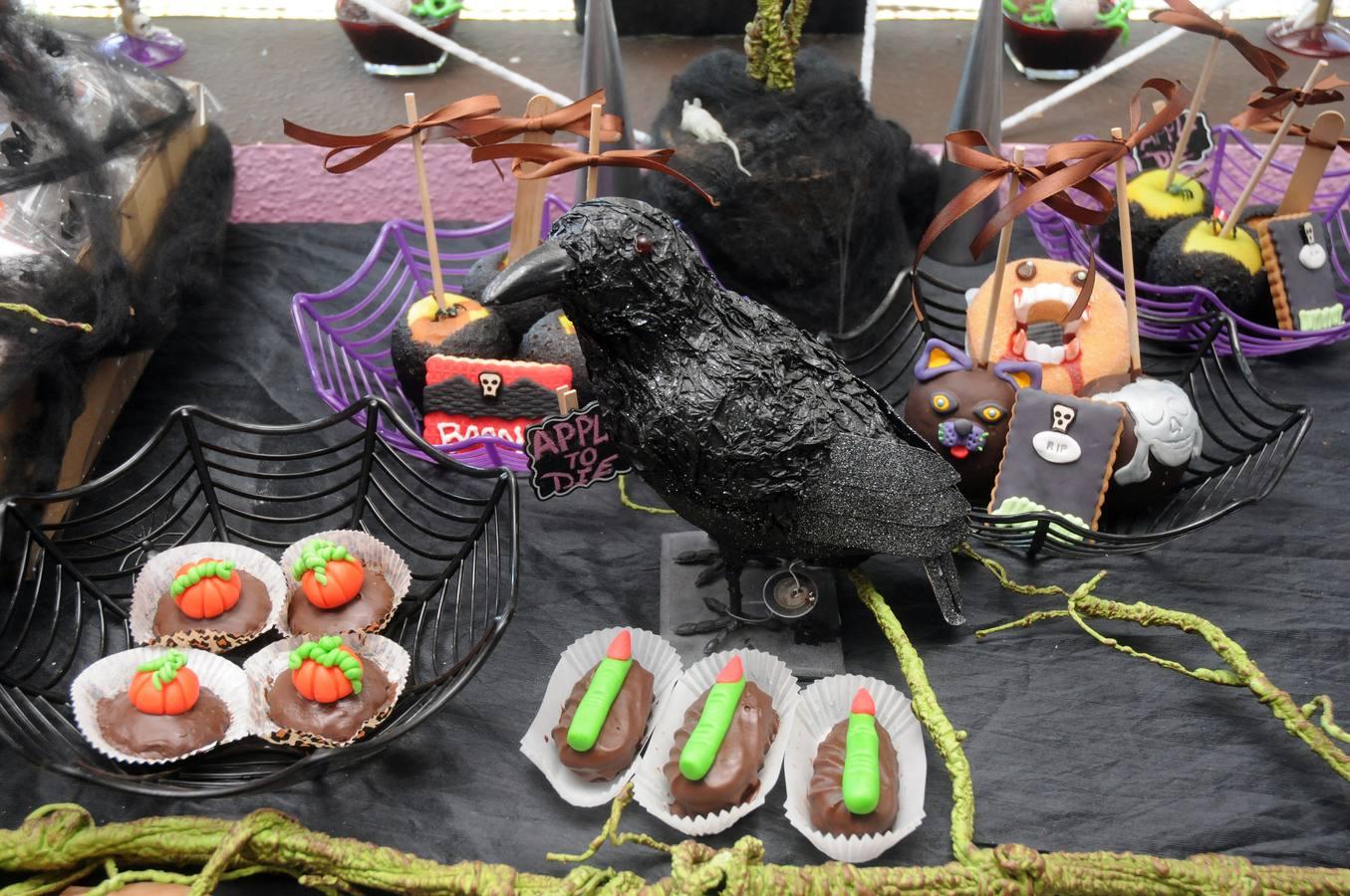 Dulces de temática Halloween